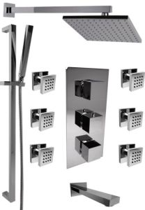 3028 4-Way Thermostatic Shower Set pictures & photos