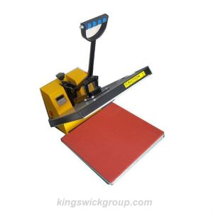 Newest Manual Heat Press Machines for T-Shirt Printing pictures & photos