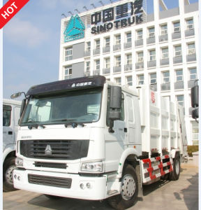 16m3 HOWO Refuse Truck (QDZ5160ZYSA) pictures & photos