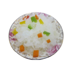 No Soy and No Soy Konjac Rice with Ec Certification