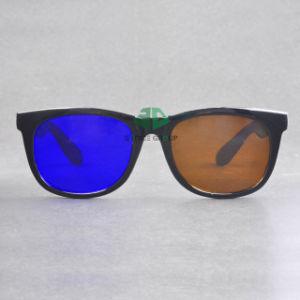 Plastic Amber Blue 3D Glasses (SN3D 028P3)