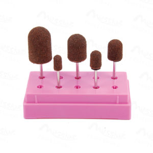 Useful Electric Manicure Pedicure Bits Tools Sanding Bands Nail Drill Bits pictures & photos
