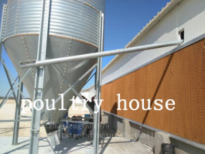 Cheap Automatic Equipment Poultry Farm Poultry House pictures & photos