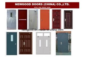 30/60/90 Minutes Fire Door, Fire Rated Door, Fire Proof Door, Steel Fire Door pictures & photos