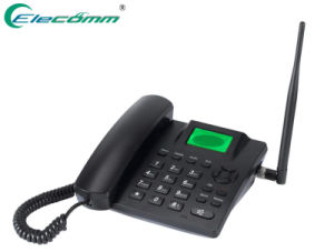 GSM 850/900/1800/1900 MHz Fixed Wireless Desktop Phone