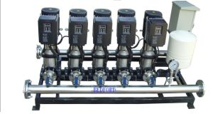 Multi-Pump Water Supply Equipment pictures & photos
