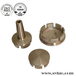 OEM Service Stainless Steel Precision CNC Machining with Painting pictures & photos