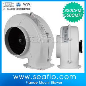 Electric Fan 12V 24V High Flow Marine Solar Fan Boat Ventilation System pictures & photos