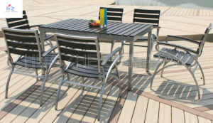 Hot Sale Plastic Wood Furniture for Outdoor Furniture Wood pictures & photos