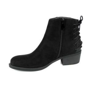 Top Quality Ladies Ankle Strap Boots in China pictures & photos