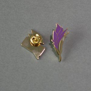 Custom Irregular Shape Soft Enamel Pin Epoxy-Dripping Badge (GZHY-SE-011) pictures & photos