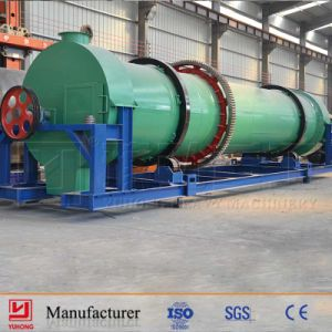 2016 Yuhong Chicken Manure Rotary Dryer/ Manure Dryer Price pictures & photos