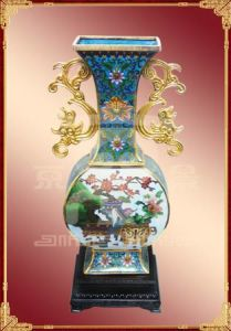 19 Inches Square Vase (01A553102)
