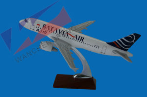 Resin Plane Model (A319) pictures & photos