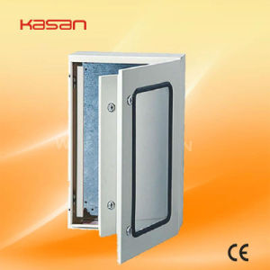 Plexiglass Door + Inner Door Distribution Box pictures & photos