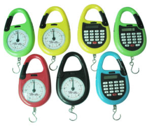 Carabiner Calculator (KG-SH718)