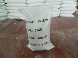 Hot Sell Good Quality Potato Starch pictures & photos