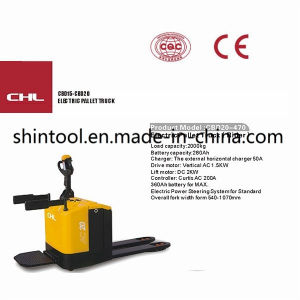 High Lift Hydraulic Hand Pallet Truck Cbd20-470 2.0 Ton pictures & photos