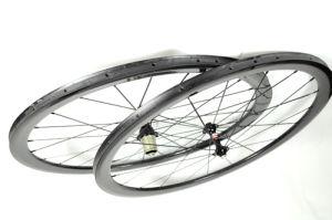 Light Weight Carbon Wheels 3k 700c 38mm Tubular