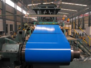 Prepainted/Color Coated Galvanized Steel Coil/PPGI Coil pictures & photos