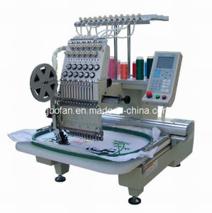 Single Head Embroidery Machine pictures & photos