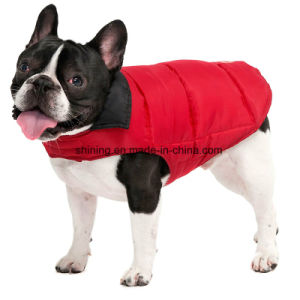 Good Reversible Arctic Dog Coat Pet Clothes pictures & photos