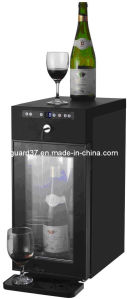 1 Bottlewine Cooler/Wine Chiller/Wine Dispenser/Wine Cellar/Wine Cabinet (SC-1A) pictures & photos