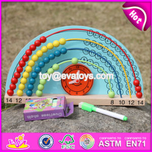 Best Design 2 Sided Toddlers Educational Wooden Brain Teaser Set W12A019 pictures & photos