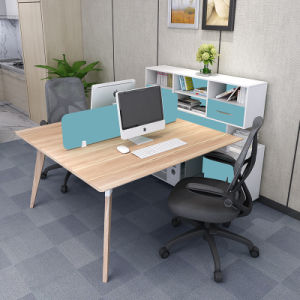 Office Workstation System for Two Person pictures & photos
