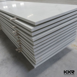 Customized Size Acrylic Solid Surface Slabs for Vanity Top pictures & photos