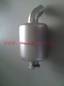 Diesel Engine Exhaust Muffler (S195)
