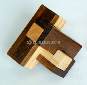Wood Puzzle/Interlocking Puzzle (WP1894)
