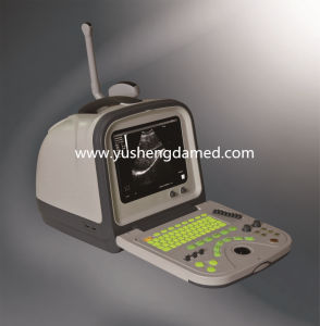 Ce Approved Medical Equipment Digital Handheld Portable Laptop Ultrasound pictures & photos