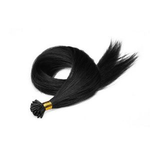 Double Drawn Russian Remy Wavy Micro Bead Stick Hair Extensions pictures & photos