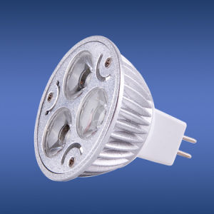 6 Watt LED Mr16 Replace 50watt Halogen Lamp