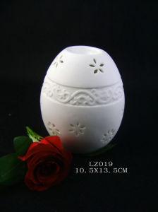 Elegant Porcelain Incense Burner (SYT-LZ019)