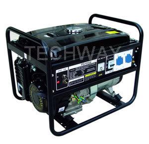 Tw4000 (E) 4kw Gasoline Generator pictures & photos