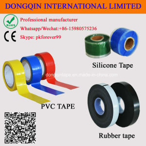 Professional Manufacturer of Self Fusing Silicone Rubber Tape pictures & photos