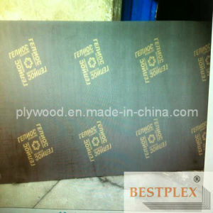 1220X2440X18mm Formwork Plywood, Construction Plywood pictures & photos