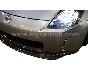 Carbon Fibre Car Parts Front Lip Spoiler pictures & photos
