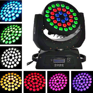 36X10W LED Stage RGBW Wash Moving Head Light pictures & photos