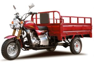 Ghana Motor Kinng 150cc 250cc Cargo Tricycle Three Wheeler Motorcycle