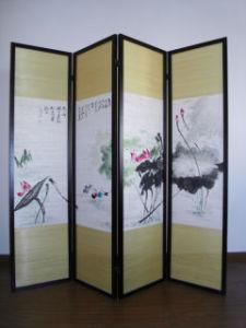 4-Panel Folding Screen (WH4001)