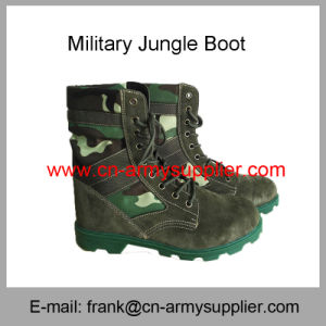 Camouflage Footwear-Army Footwear-Police Footwear-Military Boot-Jungle Boot pictures & photos