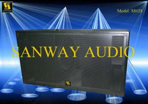18 Inch Speaker Subwoofer, Professional Bass Speaker (S8028) pictures & photos