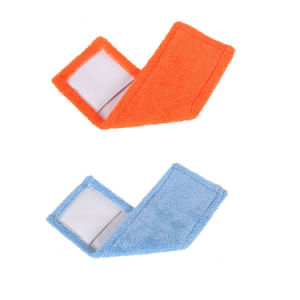 Microfiber Wet Mop Pad pictures & photos