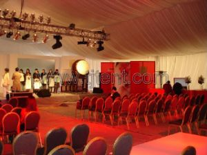 Large Luxurious Marquee Party Tent