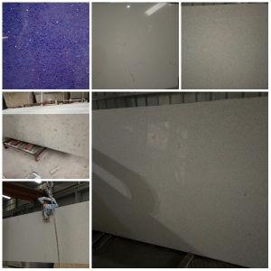 Artificial Marble Aquarium Decoration Quartz Countertops Kitchen Stone Bench Tops pictures & photos