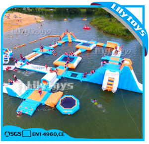 2017 High Quality Exciting Inflatable Water Iceberg Water Toys Game for Sale pictures & photos