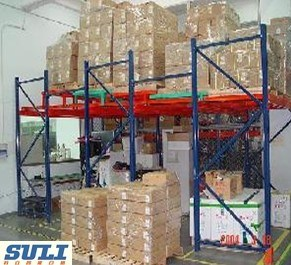 Heavy Duty Selective Pallet Racking pictures & photos
